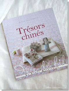 livre Trésors chinés rives bohemes