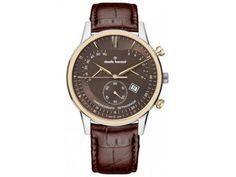 Claude Bernard 01506 357R BRIR Men's Watch Chronograph Retrograde Swiss Made
