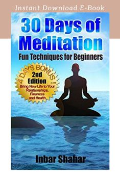 After 30 days, meditation should be a habit for you. As you continue to meditate, you and your life will benefit. Soon, you may even crave meditation.  - affiliate ad -- sheschasingzen--meditation & mindfulness -- anxiety & depression  -- zen mamma