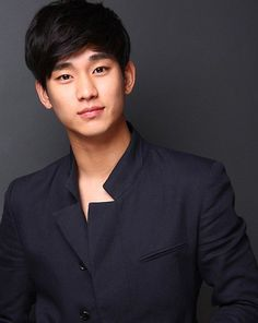 Kim Soo Hyun Goes Back To School—And Not For A Role