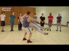Frantic Assembly Masterclass: Building Blocks for Devising - YouTube