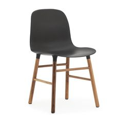 Normann Copenhagen Form Chair - Walnut