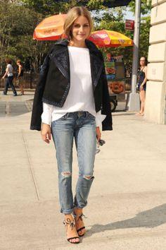 15 formas de llevar tus jeans