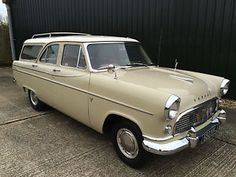 1960 Ford Consul Farnham Estate | eBay