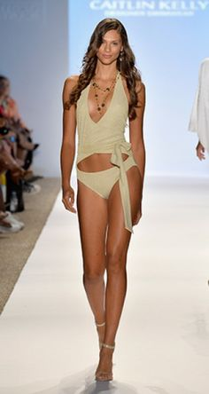 Mercedes-Benz Fashion Week : MBFW Swim 2014