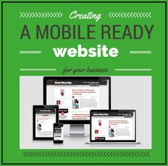 Creating a specific website just for mobile can still work for many companies. Unfortunately, creating a website that favors the small screen is quite different than a website you would create...