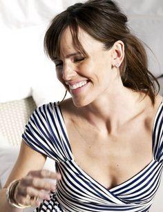 Дженнифер Гарнер (Jennifer Garner) в фотосессии Марка Абрахамса (Mark Abrahams) для журнала Self (2008), фотография 2