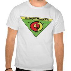 DeAngelis Martial Arts T Shirt