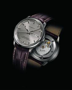 ff48aa0c8fb MIDO Commander Caliber 80 Chronometer Gents Watches