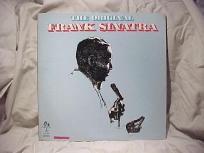 """FRANK SINATRA THE ORIGINAL """"VINTAGE"""" LP"""