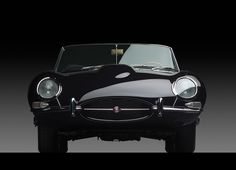 """Enzo Ferrari himself once said of the Jaquar E-Type, """"The most beautiful car ever made."""" This Jaguar is being offered by RM Auctions next month. Royce, Alfa Romeo, Mercedes Benz, Ferrari, Jaguar E Type, Jaguar Cars, Jaguar Xk, Bmw, Expensive Cars"""