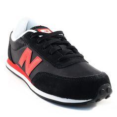 365A NEW BALANCE KL410 NOIR www.ouistiti.shoes le spécialiste internet de la chaussure enfant et femme collection automne hiver 2014 2015