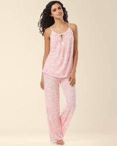 c0d75c676 Island Life Pajama Pink Sleep Pants