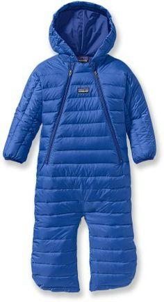 f79513748 Patagonia Infant Down Sweater Bunting | Baby Boy/Preschooler Things ...