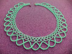 sheila free necklace pattern