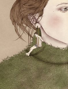 Moderate Love for Nature III print. por NaderSharaf en Etsy