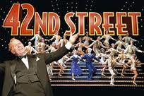 a toe tapping night of sparkling fun down at 42nd Street - Oxford New Theatre