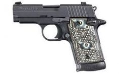 Sig Sauer P938 Ext 9mm 7rd 2.72 Blk Ns G10 compact & tiny... Everytime I go to my favorite gun store I gawk at this 938. It's wonderful.