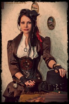 All sizes | Steampunk style from black-garden.pl | Flickr - Photo Sharing!