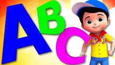 ABC Song by Kids TV - The nursery rhymes channel for kindergarten aged children. These kids songs are great for learning the alphabet, numbers, shapes, color. Kids Nursery Rhymes, Rhymes For Kids, Junior Kg Rhymes, Abc Songs, Kids Tv, Squad, Kindergarten, Homeschool, Cartoons
