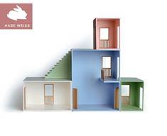 Doll House - HASE WEISS - MÖBEL UND SPIELE FÜR KINDER - Spielzeug, Puppen…