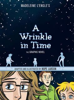 Buy A Wrinkle in Time: The Graphic Novel by Hope Larson, Madeleine L'Engle and Read this Book on Kobo's Free Apps. Discover Kobo's Vast Collection of Ebooks and Audiobooks Today - Over 4 Million Titles! New Books, Good Books, Library Books, Amazing Books, Library Card, Math Books, Books 2016, Free Epub, Detective