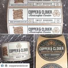 @copperandclover Wow! Looks awesome! Thanks for the shoutout! We are excited to be working with you as well! #Repost @copperandclover with @repostapp.  Beyond impressed with the staff customer service and our beautiful labels from @frontierlabel  Thanks guys! We so grateful we to finally have found a company we can rely on!