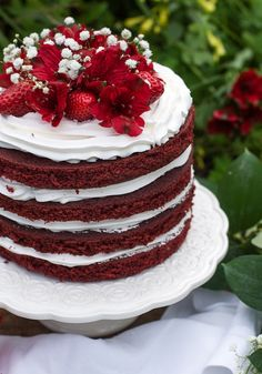 The Red Velvet Cake By Loleta.es Descubre La Más Sencilla Y Deliciosa  Receta Para