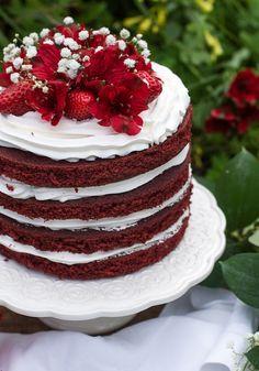 The Red Velvet Cake by Loleta.es Descubre la más sencilla y deliciosa receta para hacer de tus tartas algo único