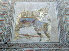 villa de mitra mosaicos - Buscar con Google