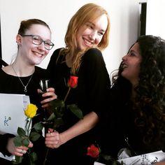 """Gefällt 24 Mal, 5 Kommentare - AndeLis (@an_de_lis) auf Instagram: """"Der Abschluss ist bestanden und meine Herzdamen stehen an meiner Seite. Ich werde euch nie gehen…"""""""