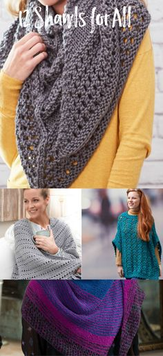 12 Shawls for All