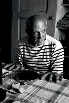 Pablo #Picasso stammt aus #Malaga, Andalusien. Er war nicht nur ein grandioser Maler, sondern auch ein echter Spaßvogel.
