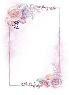 Page 2 Read Flores from the story Imagens 2 by (Aylena A. Flower Background Wallpaper, Flower Backgrounds, Wallpaper Backgrounds, Iphone Wallpaper, Invitation Background, Floral Invitation, Motif Floral, Floral Border, Wedding Cards