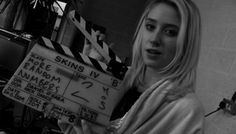 Lily loveless (Naomi Campbell) (skins)