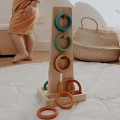 Wooden Toys | Playroom Collective Wooden Play Food, Wooden Play Kitchen, Wooden Toys, Doctor Play Set, Wooden Tool Boxes, Modern Playroom, Fish In A Bag, Toy Camera, Ring Toss