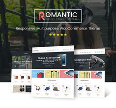 VG Romantic is a creative and innovative Multipurpose #WooCommerce #Theme for digital, fashion and furniture store #Website. Download Now!
