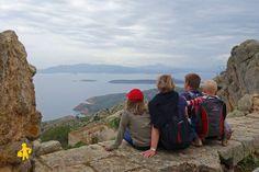 2014.04 #Sardaigne Iles de la Madeleine Mont Teialone