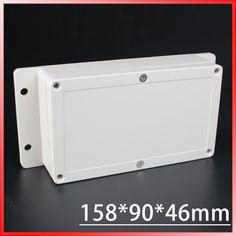 158*90*46mm Waterproof Plastic Enclosure Case DIY Junction Box #Affiliate