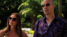 "Burn Notice 5x16 ""Depth Perception"" - Fiona Glenanne (Gabrielle Anwar) & Jesse Porter (Coby Bell)"