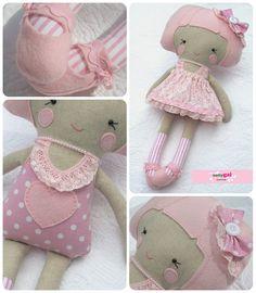 amelie dolly by nattygai