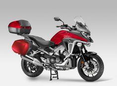 Honda Crossrunner 2015 Travel Edition