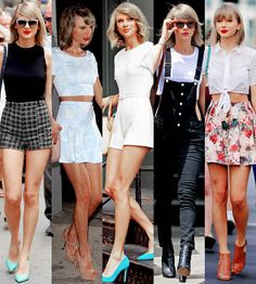 Taylor Swift's New York style -S