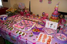 "Photo 8 of 29: Wreck It Ralph/Sugar Rush / Birthday ""Katie's 1st Birthday!"" | Catch My Party"
