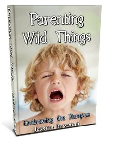 Get the first edition of Parenting Wild Things for only $3.00 from now until the release of the expanded edition later this year.