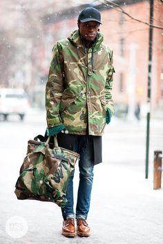 layering || Streetstyle Inspiration for Men! #WORMLAND Men's Fashion