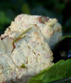 Alter Gusto | Terrine de poulet au citron vert, noisettes & romarin -