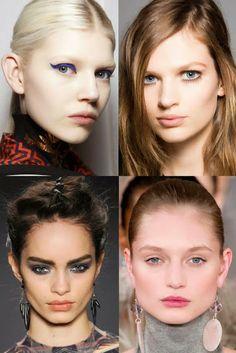 BAZAAR - The top 7 makeup trends from the Fall 2014 runways: http://hbazaar.co/6268gIJs  Google+