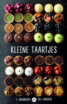WIN! 5x taartboek 'Kleine taartjes' van Petit Gâteau
