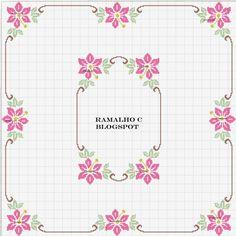 Gallery.ru / Фото #107 - 5 2015 - ergoxeiro Cross Stitch Letters, Cross Stitch Cards, Cross Stitch Borders, Cross Stitch Flowers, Cross Stitch Designs, Cross Stitching, Cross Stitch Embroidery, Embroidery Patterns, Stitch Patterns